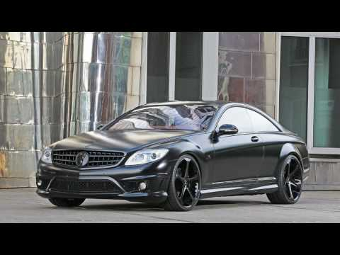 2010 Anderson Germany Mercedes-Benz CL 65 AMG Black Edition