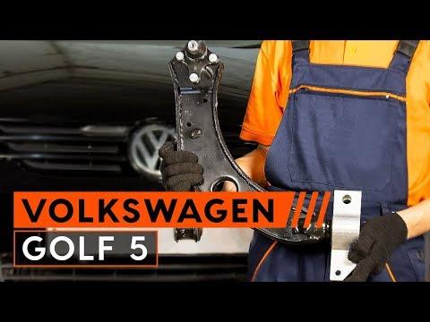 Comment remplacer un bras de suspension VW GOLF 5 [TUTORIEL AUTODOC]