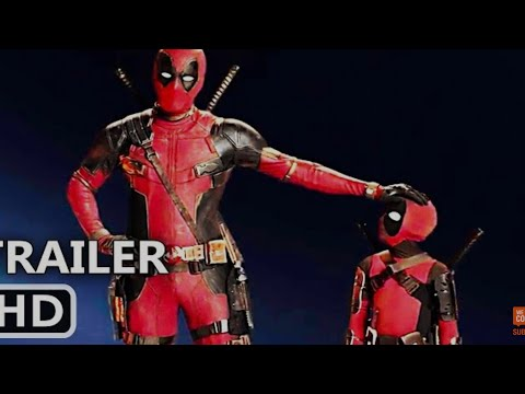 "DEADPOOL 2 "" Little Deadpool "" Tv Spot 