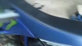 9. 2005 Yamaha yz 85