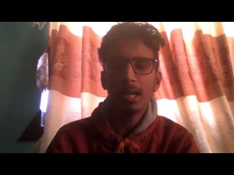 malai nasodha ___a cover by kiran kharal (видео)