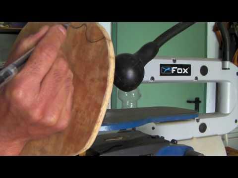 Come usare il traforo elettrico a collo di cigno FOX F-40