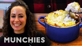 Mashed Potato Pork Pie - The Cooking Show by Munchies