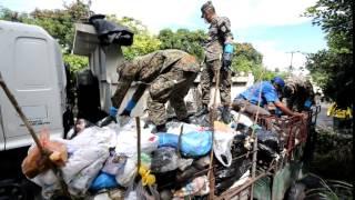 Emergencia ambiental en Mejicanos