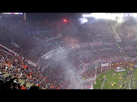 Video - GOL DE ALARIO + FIESTA - River Campeon vs Tigres - Copa Libertadores 2015 - Los Borrachos del Tablón - River Plate - Argentina