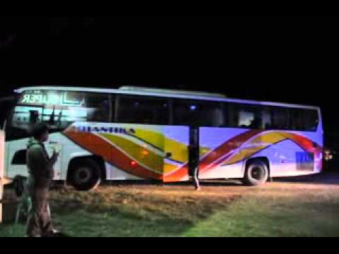 Shantika Scania K380 & Haryanto Hino R260