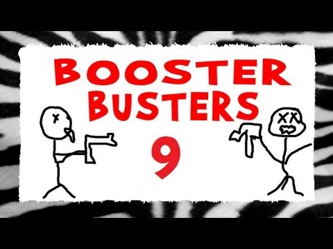 Booster Busters 9 |  The Case of the Autistic Booster Continues