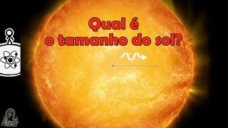 image of Quão grande é o Sol?   Minuto da Física