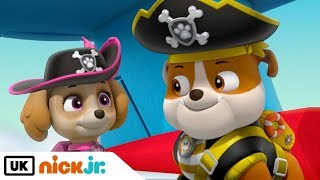 Paw Patrol | Pirate Pups to the Rescue Part 1 | Nick Jr. UK