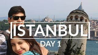 Taksim Turkey  City new picture : Istanbul - Turkey: Day 1| Galata Tower, Taksim Square, Bosphorus