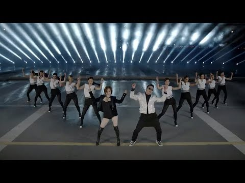 vídeo - NOW available on iTunes: http://smarturl.it/PsyGentlemaniT ▷ Official PSY Online Store US & International : http://psy.shop.bravadousa.com/ ▷ About PSY from YG Ent.: http://smarturl.it/YGfa...