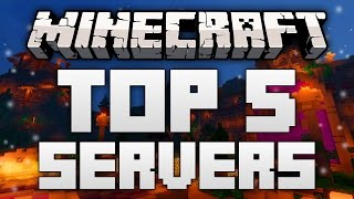Welcome to my Top 5 Minecraft Servers for Minecraft 1.12, 1.11.2 and 1.10.2 in 2017! All in my opinion and no order! All these Minecraft Servers are very popular and awesome to play on! I hope you enjoy this video, and playing on these servers! If so, leave a like! Thanks :]► Be sure to support the video with a like if you enjoyed it!► Subscribe for more Minecraft Top 10s and Top 5s!IMPORTANT: These servers are compatible with Minecraft 1.9, 1.8.9, 1.8 and older versions. However some games or mini-games may be unavailable in 1.7.10 or lower updates. Also, make sure you have a Premium version of Minecraft - users with a cracked version of Minecraft are not allowed to connect to these servers.If you are still having problems to connect to the servers, leave a comment below. Also don't hesitate to share your favorite servers!► Server IPs:5. The Archonpvp.thearchon.net 4. CubeCraftplay.cubecraftgames.com3. MineplexEurope: eu.mineplex.comUS: us.mineplex.com2. The Hiveplay.hivemc.com1. Hypixelplay.hypixel.netShaders Mod used in the video: http://minecraftfive.com/sildurs-shaders-mod/Resource Pack used in the video: http://minecraftfive.com/faithful-64x64-resource-pack/Please leave a like if you enjoyed this Top 5 Minecraft Servers! Thanks :]Subscribe for more Minecraft Top 10s and Top 5s videos for Minecraft 1.9!Music: Approaching Nirvanahttps://www.youtube.com/user/ApproachingNirvana
