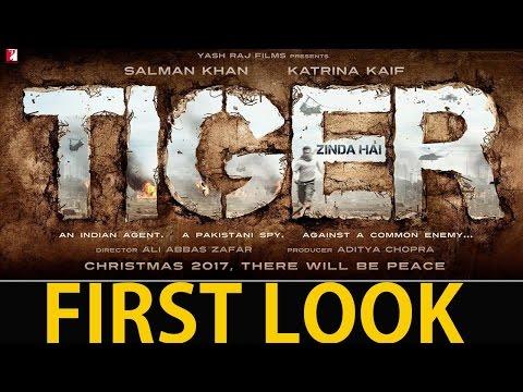 Video Tiger Zinda Hai first look Salman Khan &  Katrina Kaif is back download in MP3, 3GP, MP4, WEBM, AVI, FLV January 2017