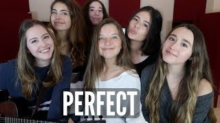 Perfect - Ed Sheeran (Acoustic Cover by sønder)