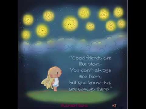 Friendship Quotes With music