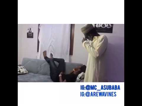 Hausa Fathers be like....