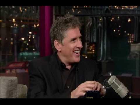 Craig Ferguson u Davida Lettermana
