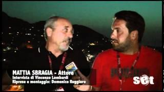 Incontri in terrazza - Mattia Sbragia