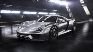 Porsche 918 Spyder - Promo Video