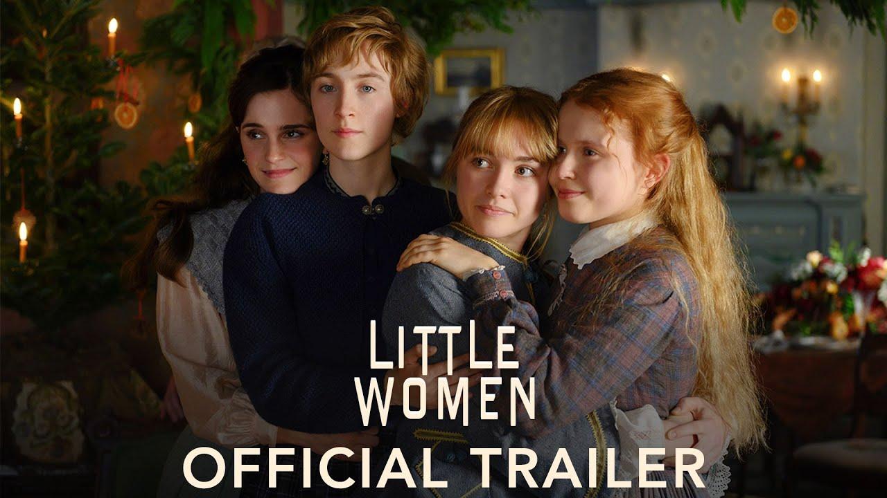 Trailer for Little Women (2019) Image