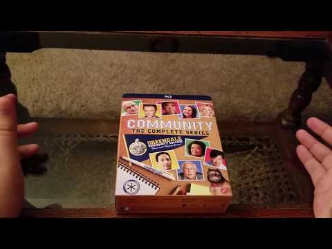 Community: The Complete Series on Blu Ray Unboxing & Review