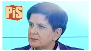 Arogancja władzy: Beata Szydło.