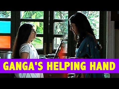 Ganga to help Madhavi