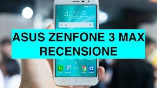 Asus Zenfone 3 Max, video recensione