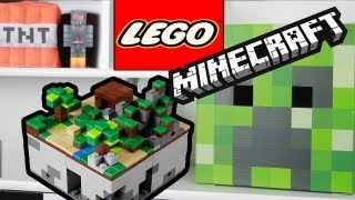 Minecraft Monday Show - Minecraft LEGO