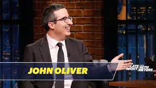 Video John Oliver Does Not Care About the Royal Engagement MP3, 3GP, MP4, WEBM, AVI, FLV Januari 2018