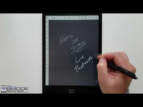 """Onyx Boox Note Pro Full Review - 10.3"""" Frontlit Android eReader"""