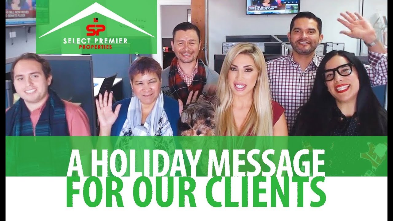 Our Team Wishes You a Happy Holiday Season