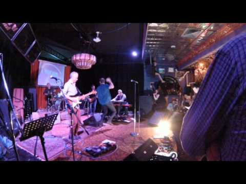"""Troubled Water"" live at Lazybones Lounge"