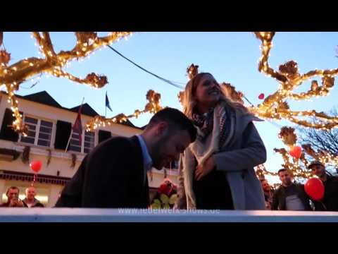 Heiratsantrag in Bad Nauheim auf dem Johannisberg vom 08.04.2017