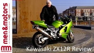 8. Kawasaki ZX12R Review (2003)