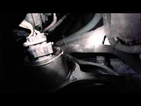 На холодном двигателе включается вентилятор нива шевроле фотография