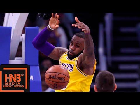 Los Angeles Lakers vs Orlando Magic Full Game Highlights   11.17.2018, NBA Season