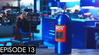 Download Youtube: How Much Nitrous Can a Stock Engine Take? - Engine Masters Ep. 13