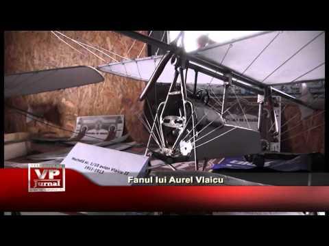 Fanul lui Aurel Vlaicu