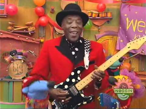 Buddy Guy on Jack's Big Music Show