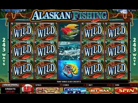 Casino Slot Oyunlar - Alaskan Fishing Slot