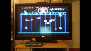 Donkey Kong Jr (NES/Famicom Emulated) by DuggerVideoGames