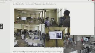 TI Collaboration Station Demo HD