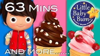 Download LBB videos  https://bamazoo.com/littlebabybumPlush Toys: http://littlebabybum.com/shop/plush-toys/© El Bebe Productions Limited 00:04 Ice Cream Song - Part 201:33 Lucy Locket03:13 Five Little Penguins04:59 Rig A Jig Jig06:37 Pussy Cat Pussy Cat08:10 Humpty Dumpty - Part 209:41 Hop, Skip And Jump11:28 Things That Go Fast13:02 Square Song14:40 Pop Goes The Weasel 16:20 I Hear Thunder17:58 Jack Be Nimble 19:35 Going On A Lion Hunt22:25 4 Seasons Song23:54 Wheels On The Bus - Part 1025:49 Number 1 Song27:21 Song About Planes28:54 The Little Blue Whale30:26 Down By The Bay32:08 Number 4 Song33:40 I Had A Little Nut Tree35:25 Old Woman Who Lived In A Shoe37:03 Five Little Birds39:05 Polly Put The Kettle On40:41 Number 2 Song42:14 Three Blind Mice44:39 Wheels On The Bus - Part 1246:38 Billy Boy48:16 Mary Had A Little Lamb - Part 249:49 ABC Phonics - Part 251:24 If You're Happy & You Know It - Part 353:02 Funny Noises And Sounds Song54:36 Old MacDonald Had A Farm - Part 356:32 Song About Trucks58:02 Things That Go Slow59:40 DAISY01:01:58 Five Little Kittens Jumping On The Bed