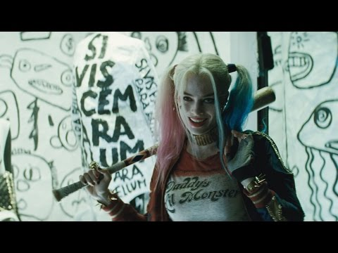 Harley Quinn - Official Leather Jacket