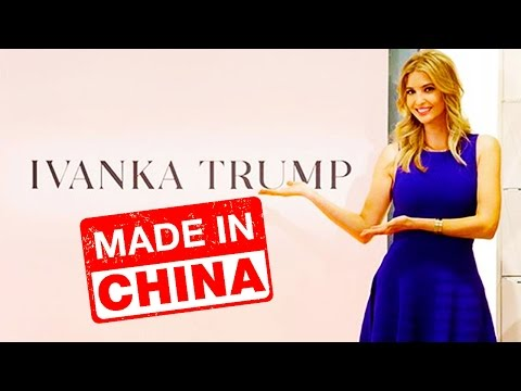 Ivanka Brought To You By Sweatshop Labor