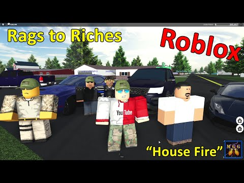 """Rags To Riches Episode 10 """"House Fire"""" - Greenville Beta 