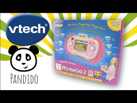VTECH deutsch Lernspielzeug - MobiGo2 - Spielzeug ausgepackt & angespielt - Pandido  TV