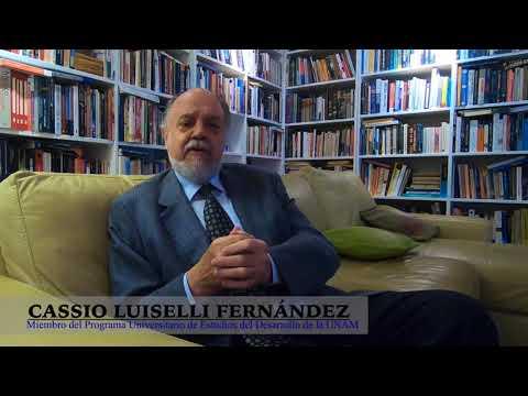 México sin pobreza – Dr. Cassio Luiselli  Miembro del Programa Universitario de Estudios del Desarrollo (PUED)
