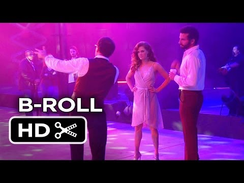 American Hustle Complete B-Roll (2013) - Jennifer Lawrence, Bradley Cooper Movie HD